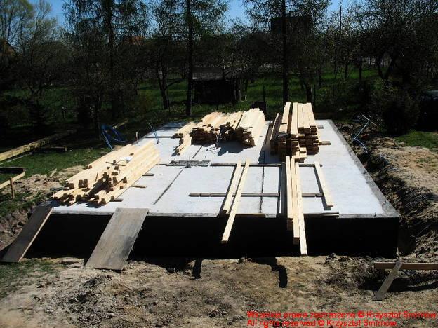 drewno podczas sortowania