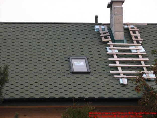 Dach gotowy trochę bliżej.